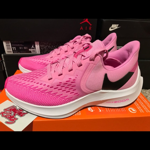 Nike Shoes | Nike Zoom Winflo 6 Pink